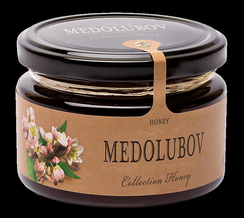 Мёд Медолюбов гречишный