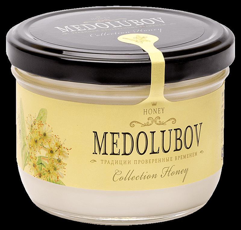 Крем-мёд Медолюбов липа дальневосточная