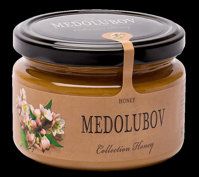 Крем-мёд Медолюбов гречишный
