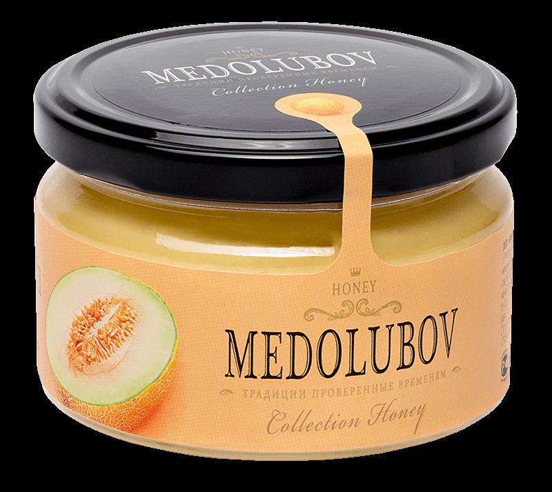 Крем-мёд Медолюбов сдыней