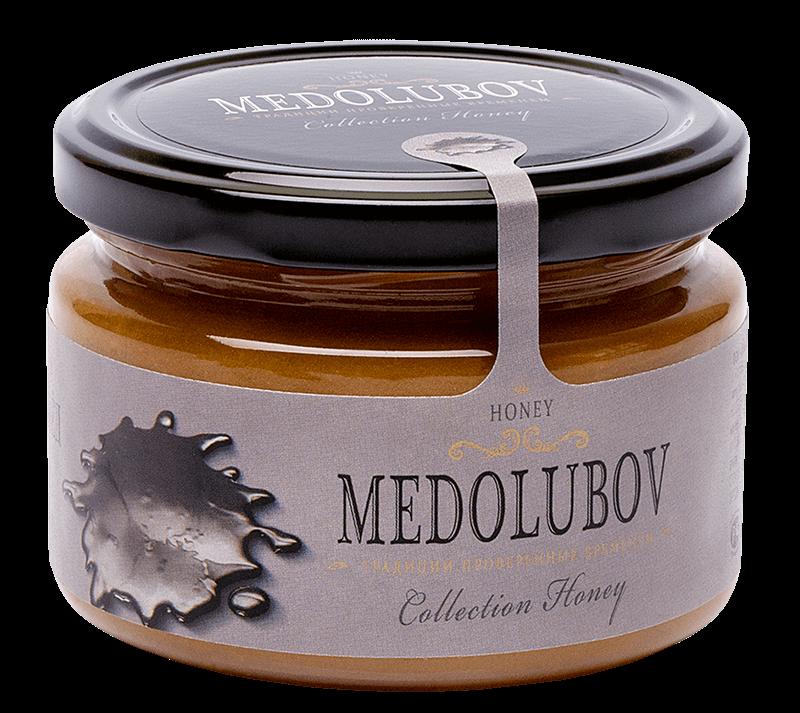 Крем-мёд Медолюбов смумие